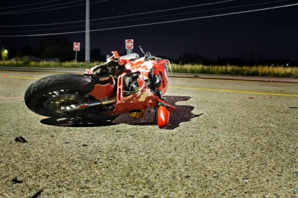 Arizona Distracted Driver Motorcycle Crash