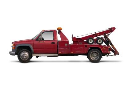 Phoenix Tow Truck Collision